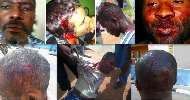 Terror em Luanda