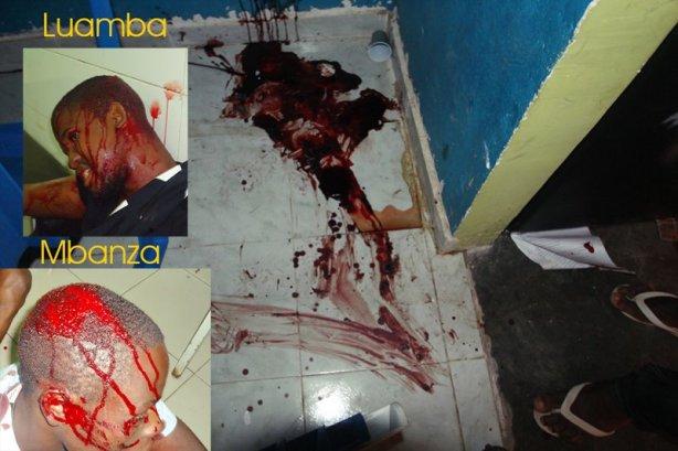 Luamba Mbanza Sangue