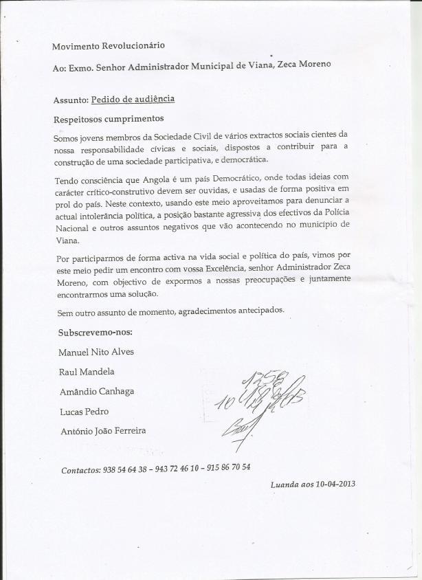 Nucleo Viana Zeca Moreno