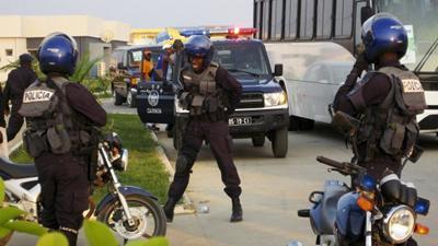 Polícia Rua