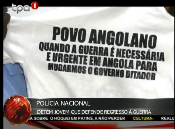 Nito Alves TPA Tshirt
