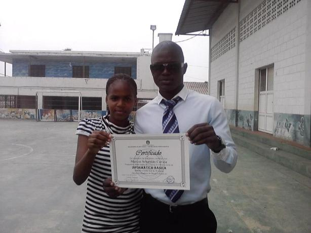 Makita Pausado Diploma
