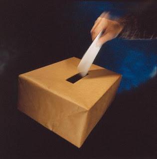 Mario Lunga Ballot Box
