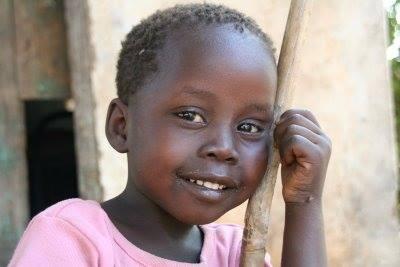 Não podemos confirmar que esta foto seja de uma criança angolana