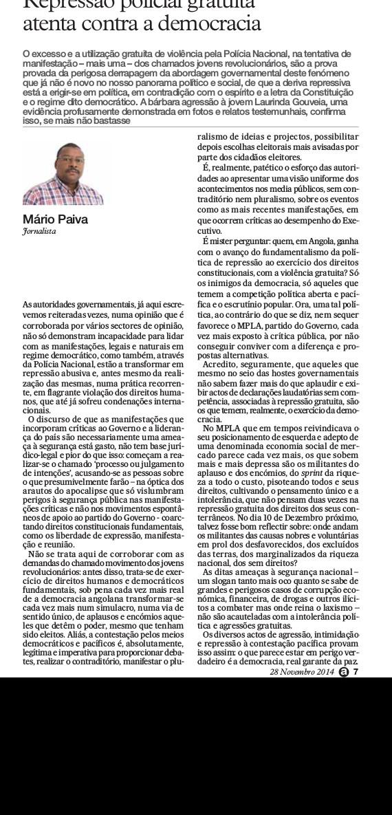 AGORA_901 -  Lau 02 Mario Paiva