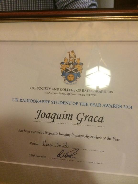 Joaquim Graça Diploma