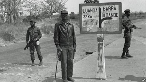 FNLA, muito próxima de Luanda, de onde tinha sido expulsa