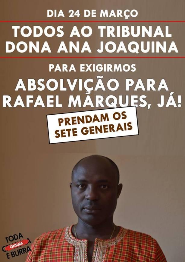 Rafael Marques Julgamento