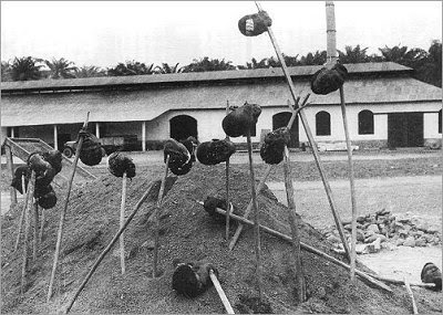 Massacres perpretados pela UPA, aproveitados para propaganda do MPLA.