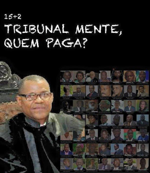 Tribunal mente quem paga