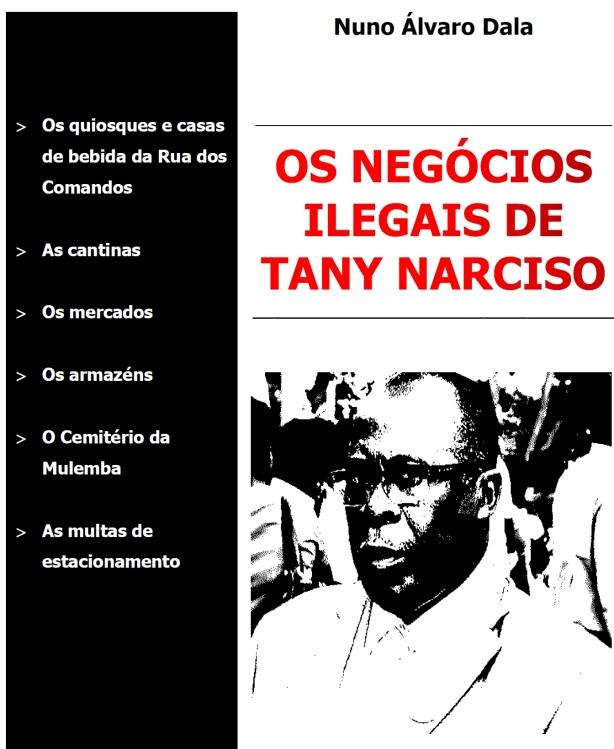 Nuno Dala Tany Narciso (Capa)